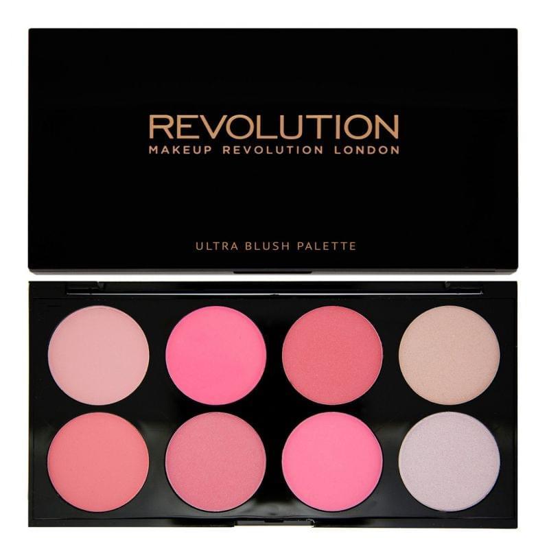 Ultra Blush Palette, Makeup Revolution - Infos et avis