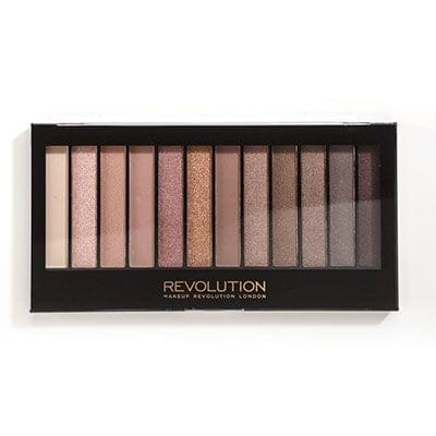Palette Iconic 3, Makeup Revolution : Team Vanity aime !