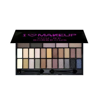 Palette You're Gorgeous, Makeup Revolution - Infos et avis