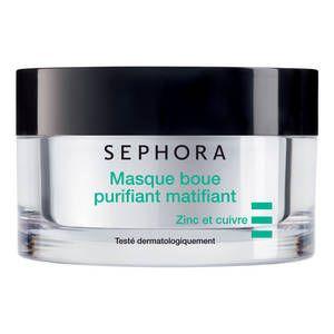 Masque boue purifiant matifiant, Sephora - Infos et avis