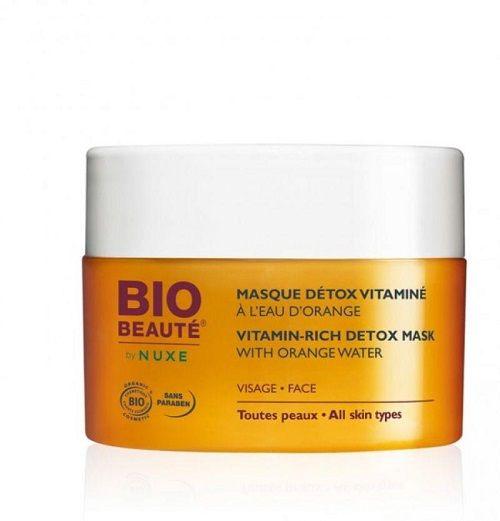 Masque Détox Vitaminé à l'eau d'orange, Bio Beauté by Nuxe - Infos et avis