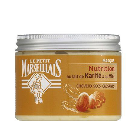 Masque Nutrition au Lait de Karité et au Miel, Le Petit Marseillais - Infos et avis