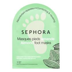 Masques pieds - Chaussettes soin imprégnées, Sephora - Infos et avis
