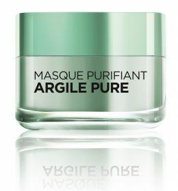 Masque Purifiant - Argile Pure, L'Oréal Paris - Infos et avis
