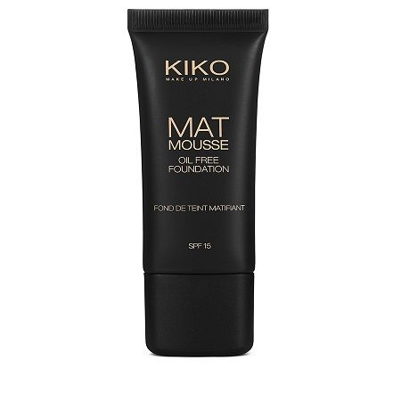Mat Mousse Foundation, Kiko : Team Vanity aime !