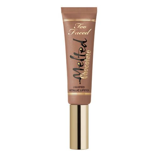 Melted Chocolate - Rouge à lèvres liquéfié, Too Faced : Team Vanity aime !