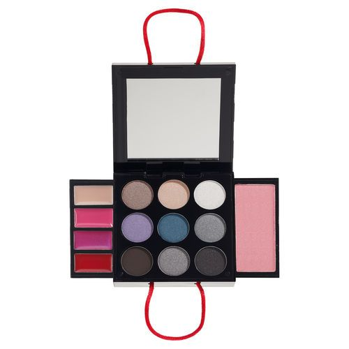 Mini Sac Paris Palette de Maquillage, Sephora : Team Vanity aime !