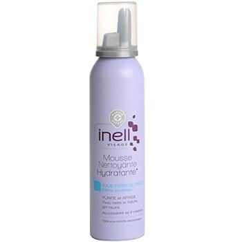 Mousse nettoyante hydratante, Inell : Team Vanity aime !