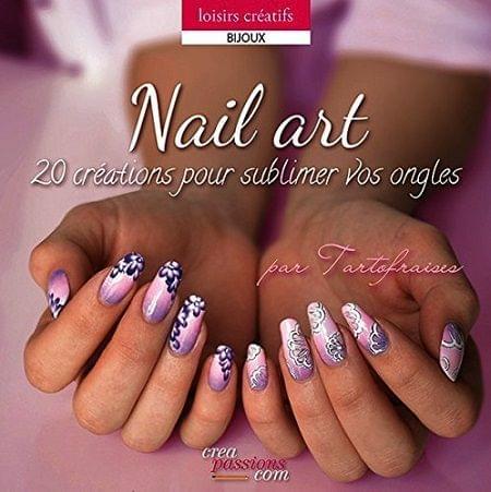 Nail Art : 20 créations pour sublimer vos ongles de Tartofraises, CREAPASSIONS - Infos et avis