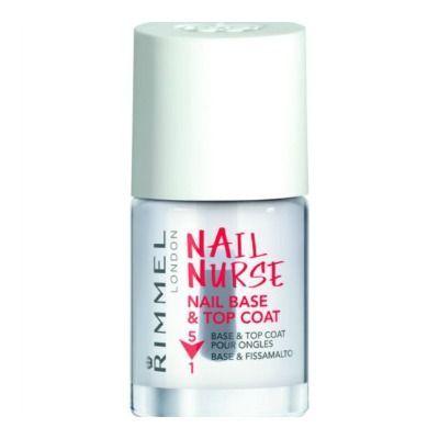 Nail Nurse 5 en 1 Base et Top Coat, Rimmel london - Infos et avis