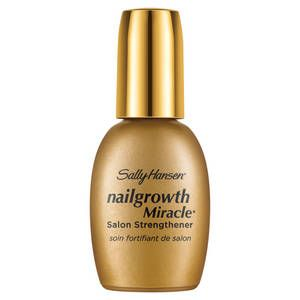 Nailgrowth Miracle Salon Strengthener - Soin Fortifiant Ongles, Sally Hansen : Team Vanity aime !