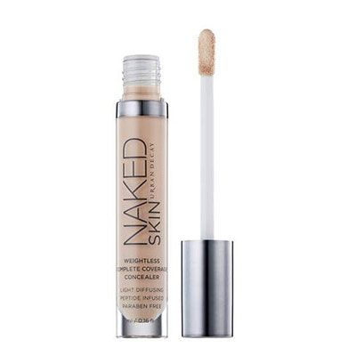 Anticernes Naked Skin, Urban Decay : Team Vanity aime !