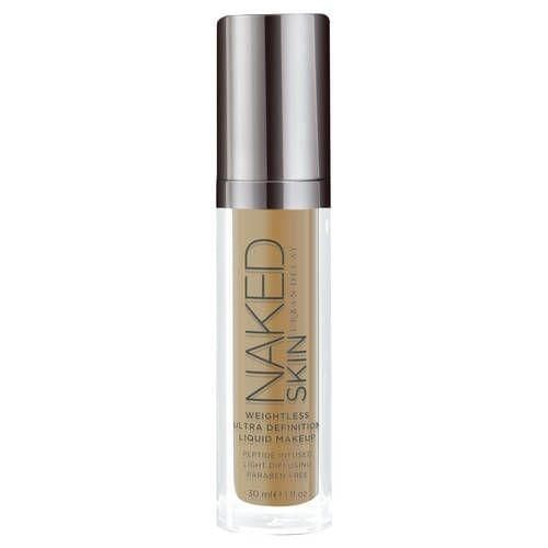 Naked Skin Weightless Ultra Definition Liquid Makeup, Urban Decay : Team Vanity aime !