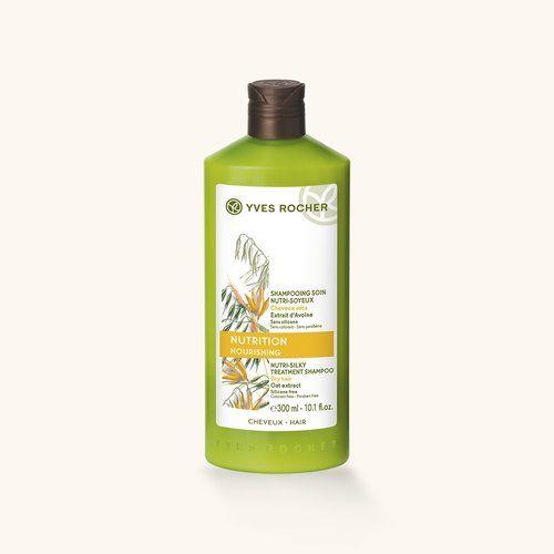 avis nutrition shampooing soin nutri soyeux soin v g tal capillaire yves rocher cheveux. Black Bedroom Furniture Sets. Home Design Ideas