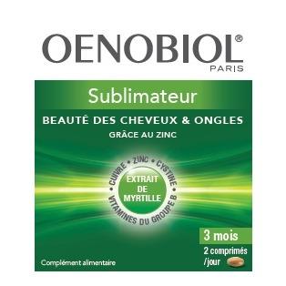 Oenobiol Sublimateur Fortifiant Capillaire, Oenobiol - Infos et avis