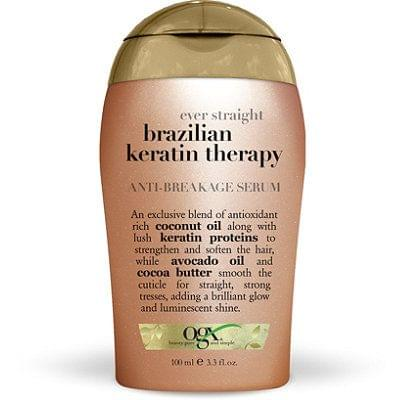 Brazilian Keratin Therapy - Serum anti-casse, Organix - Infos et avis