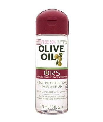 Heat Protection Serum, Olive Oil - Infos et avis