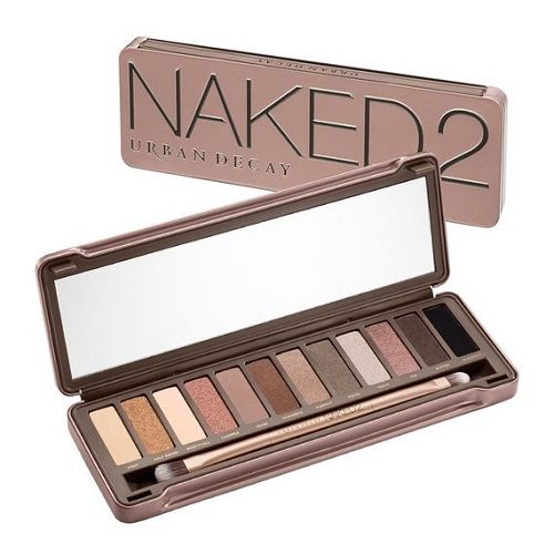 Naked 2 Palette, Urban Decay : Team Vanity aime !