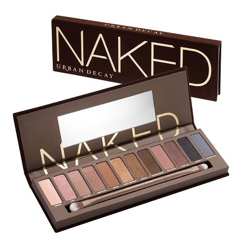 Naked, Urban Decay : Team Vanity aime !