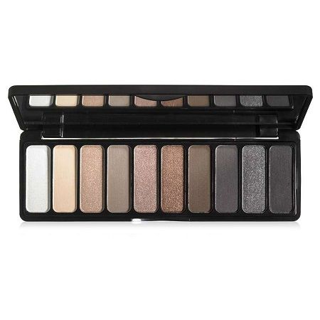 Palette d'ombres à paupières Everyday Smoky, Eyeslipsface : Team Vanity aime !