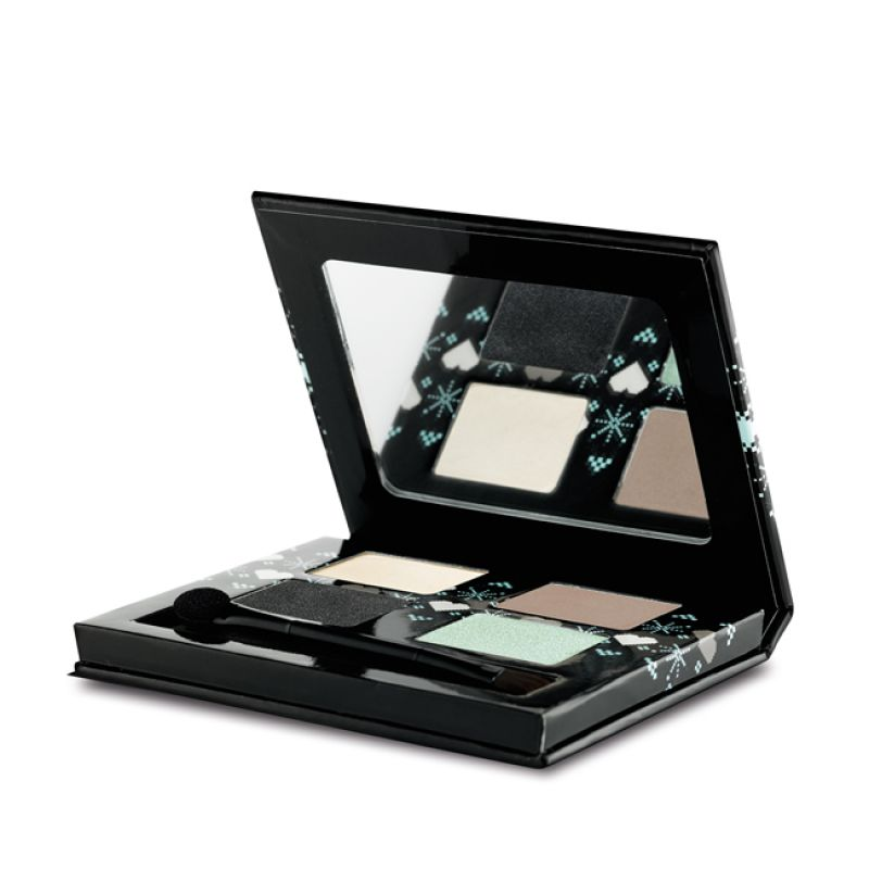 Palette Regard Pastels Givrés, The Body Shop : Team Vanity aime !