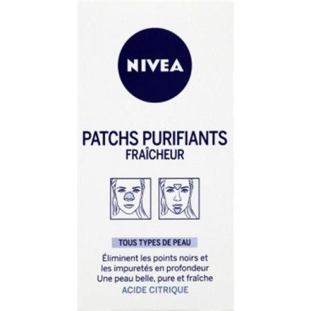 Patchs Purifiants Fraicheur, Nivea : Team Vanity aime !