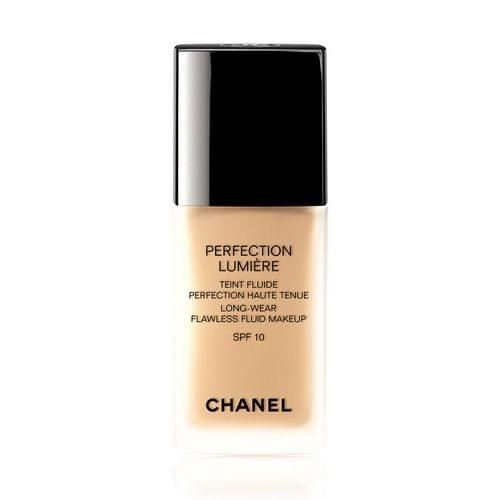 Perfection Lumière Teint Fluide Perfection Haute Tenue SPF 10, Chanel : Team Vanity aime !