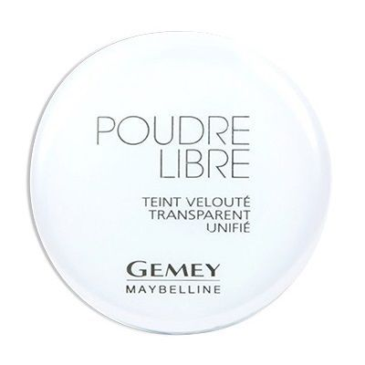 Poudre libre, Gemey-Maybelline : Team Vanity aime !