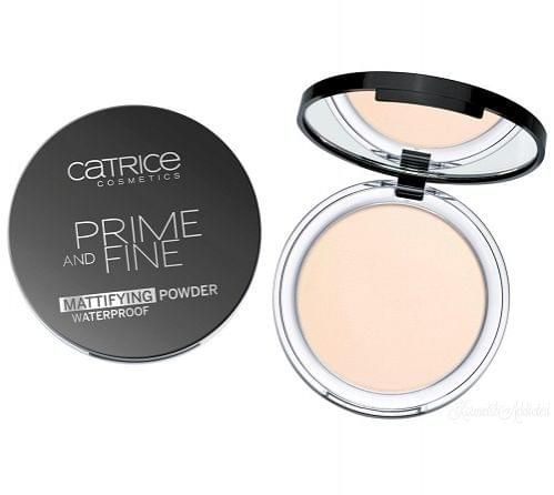 Poudre Matifiante Prime and Fine, Catrice - Infos et avis