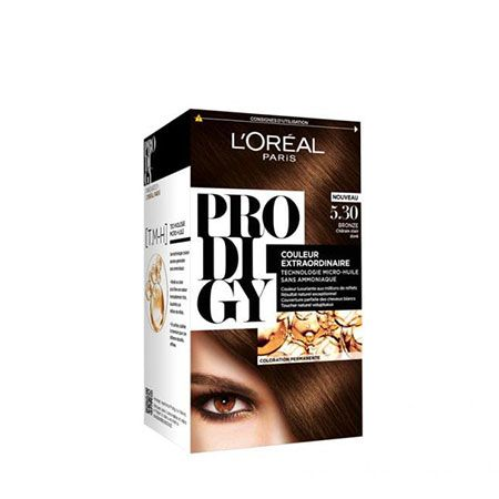 Prodigy Coloration Permanente, L'Oréal Paris : Team Vanity aime !