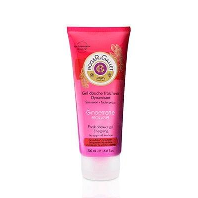 Gel Douche Dynamisant Gingembre Rouge, Roger&Gallet : Team Vanity aime !