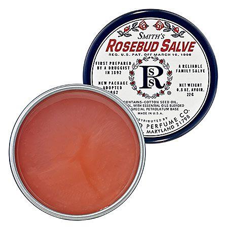 Rosebud Salve, Rosebud Perfume Co. - Infos et avis