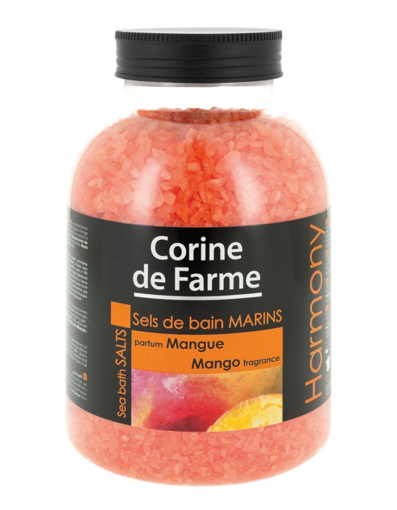 Sels de Bain Mangue, Corine de Farme - Infos et avis