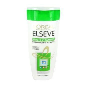 Shampooing Elsève Multivitaminé, L'Oréal Paris - Infos et avis