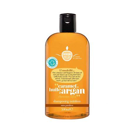 avis shampoing nutrition caramel et huile d 39 argan energie fruit cheveux. Black Bedroom Furniture Sets. Home Design Ideas