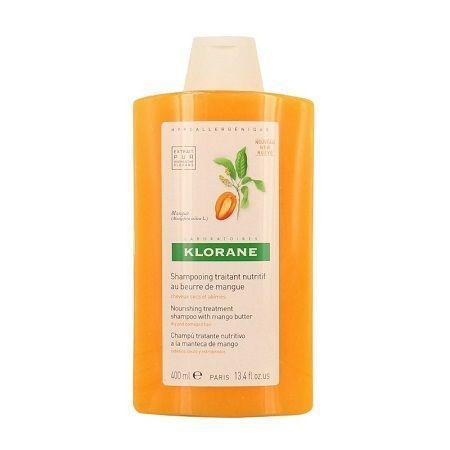 Shampooing Nutritif au Beurre de Mangue, Klorane - Infos et avis