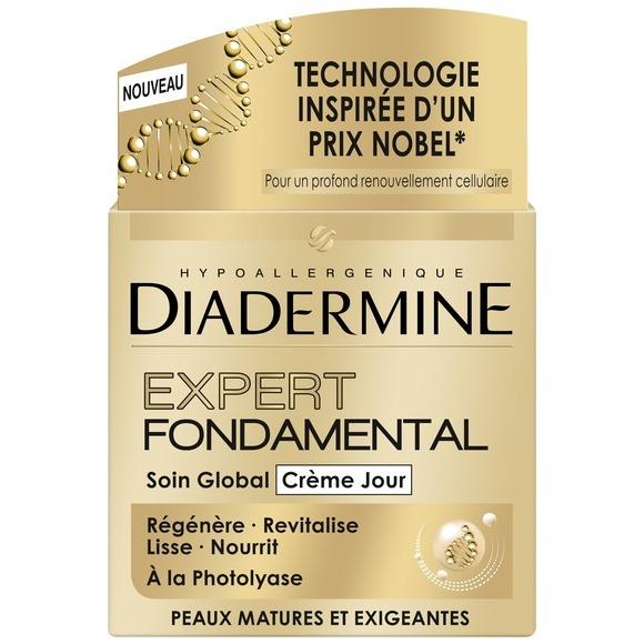 EXPERT FONDAMENTAL SOIN GLOBAL CREME JOUR, Diadermine - Infos et avis
