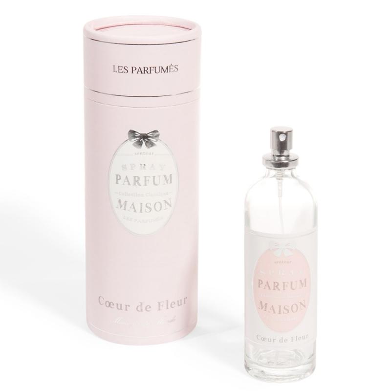 Spray Parfumé Fleurs - Gamme Basique, Maisons du monde - Infos et avis