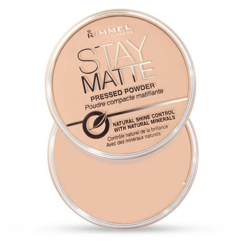 Stay Matte Poudre compacte Matifiante, Rimmel London : Team Vanity aime !