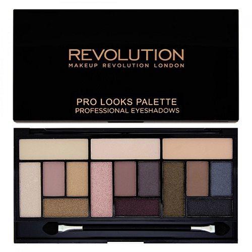Pro Looks Palette - Stripped & Bare, Makeup Revolution - Infos et avis