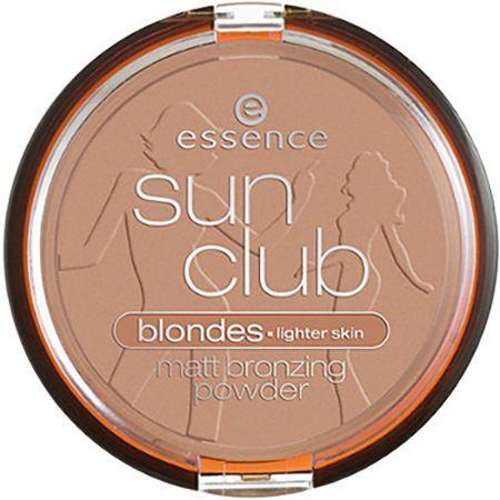 Sun Club Matt Bronzing Powder, Essence - Infos et avis