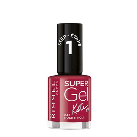 Vernis Super Gel, Rimmel : Team Vanity aime !