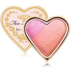 Sweetheart's Perfect Flush Blush, Too Faced : Team Vanity aime !