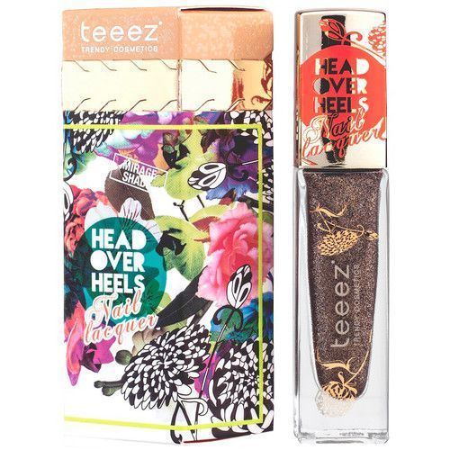 Head over  heels nail lacquer, Teeez Cosmetics : Team Vanity aime !
