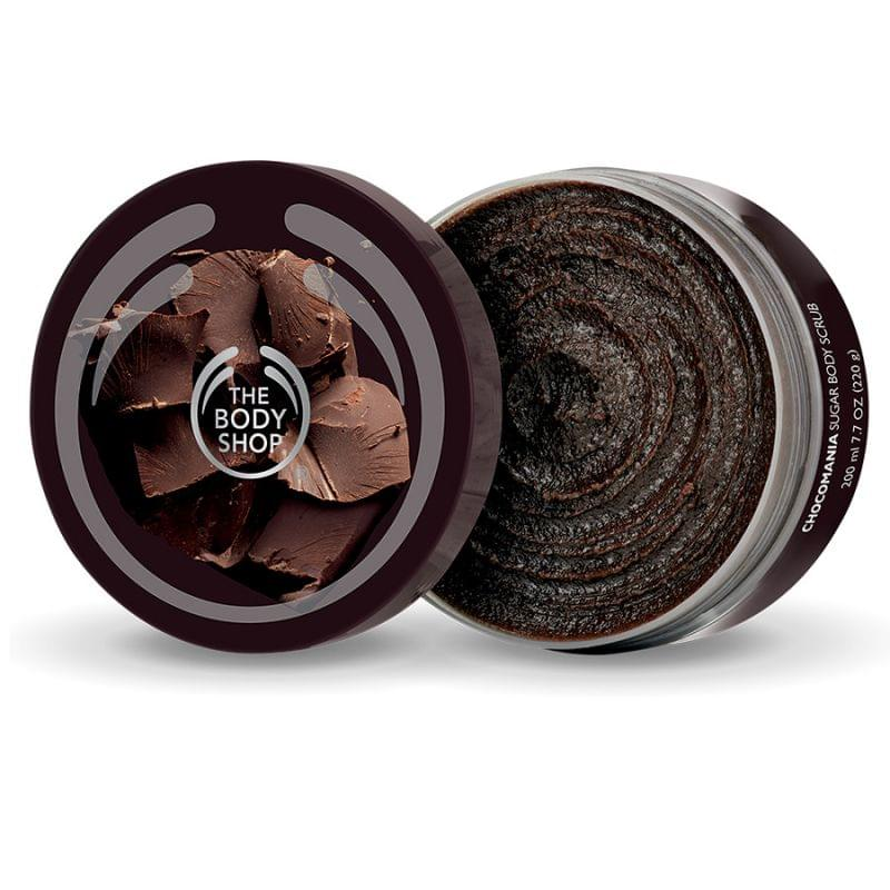 Exfoliant Corporel Chocomania, The Body Shop - Infos et avis