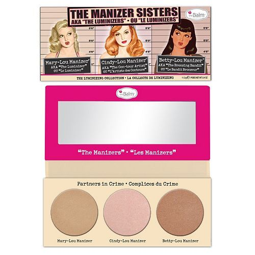 The Manizer Sisters, theBalm : Team Vanity aime !