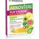 ARKOVITAL PUR'ENERGIE MULTIVITAMINES, LABORATOIRE ARKOPHARMA - Infos et avis