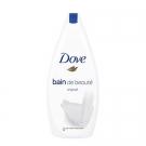 Bain de Beauté Crème Hydratante, Dove - Soin du corps - Gel douche / bain