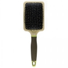Paddle cushion brush, Macadamia Natural Oil