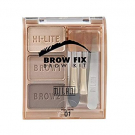 Kit Sourcils Brow Fix, Milani - Maquillage - Produit à sourcils